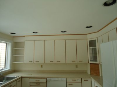 Cabinets painting Cape Cod