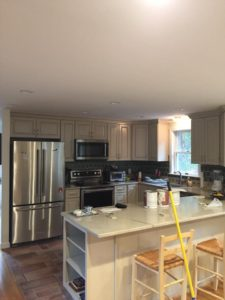 Interior Painting Job in Wellfleet