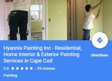 Hyannis Paint rating